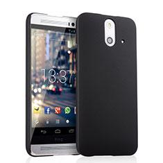 Custodia Plastica Rigida Opaca per HTC One E8 Nero