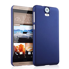 Custodia Plastica Rigida Opaca per HTC One E9 Plus Blu