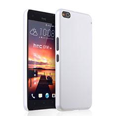 Custodia Plastica Rigida Opaca per HTC One X9 Bianco