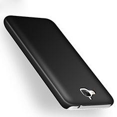 Custodia Plastica Rigida Opaca per Huawei Enjoy 5 Nero