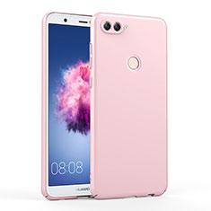 Custodia Plastica Rigida Opaca per Huawei Enjoy 7S Rosa