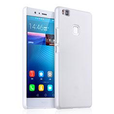Custodia Plastica Rigida Opaca per Huawei G9 Lite Bianco