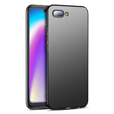 Custodia Plastica Rigida Opaca per Huawei Honor 10 Nero