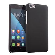 Custodia Plastica Rigida Opaca per Huawei Honor 4X Nero