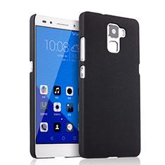 Custodia Plastica Rigida Opaca per Huawei Honor 7 Nero