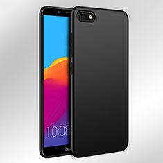 Custodia Plastica Rigida Opaca per Huawei Honor 7S Nero