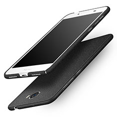 Custodia Plastica Rigida Opaca per Huawei Honor Play 5 Nero