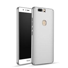 Custodia Plastica Rigida Opaca per Huawei Honor V8 Bianco