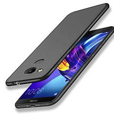 Custodia Plastica Rigida Opaca per Huawei Honor V9 Play Nero