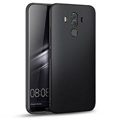 Custodia Plastica Rigida Opaca per Huawei Mate 10 Pro Nero