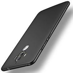 Custodia Plastica Rigida Opaca per Huawei Mate 9 Nero