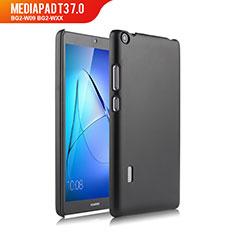 Custodia Plastica Rigida Opaca per Huawei MediaPad T3 7.0 BG2-W09 BG2-WXX Nero