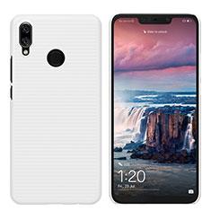 Custodia Plastica Rigida Opaca per Huawei Nova 3i Bianco