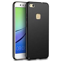 Custodia Plastica Rigida Opaca per Huawei P10 Lite Nero