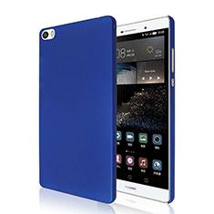 Custodia Plastica Rigida Opaca per Huawei P8 Max Blu