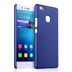 Custodia Plastica Rigida Opaca per Huawei P9 Lite Blu