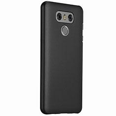 Custodia Plastica Rigida Opaca per LG G6 Nero