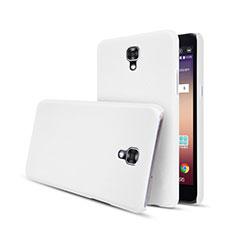 Custodia Plastica Rigida Opaca per LG X Screen Bianco