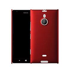 Custodia Plastica Rigida Opaca per Nokia Lumia 1520 Rosso