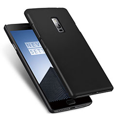 Custodia Plastica Rigida Opaca per OnePlus 2 Nero