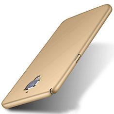 Custodia Plastica Rigida Opaca per OnePlus 3T Oro