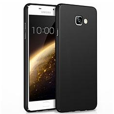 Custodia Plastica Rigida Opaca per Samsung Galaxy A5 (2017) SM-A520F Nero