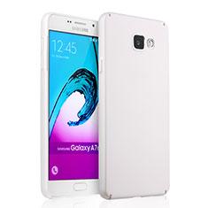 Custodia Plastica Rigida Opaca per Samsung Galaxy A7 (2016) A7100 Bianco