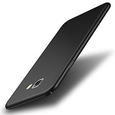 Custodia Plastica Rigida Opaca per Samsung Galaxy A8 (2016) A8100 A810F Nero
