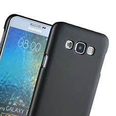 Custodia Plastica Rigida Opaca per Samsung Galaxy Grand 3 G7200 Nero