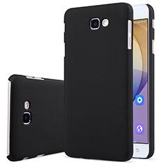 Custodia Plastica Rigida Opaca per Samsung Galaxy J7 Prime Nero
