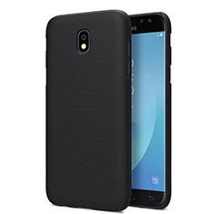 Custodia Plastica Rigida Opaca per Samsung Galaxy J7 Pro Nero