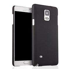 Custodia Plastica Rigida Opaca per Samsung Galaxy Note 4 SM-N910F Nero