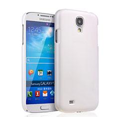 Custodia Plastica Rigida Opaca per Samsung Galaxy S4 IV Advance i9500 Bianco