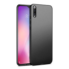 Custodia Plastica Rigida Opaca per Xiaomi Mi 9 Lite Nero