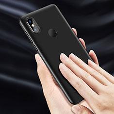 Custodia Plastica Rigida Opaca per Xiaomi Mi Mix 3 Nero