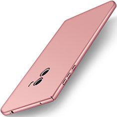 Custodia Plastica Rigida Opaca per Xiaomi Mi Mix Oro Rosa