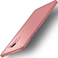 Custodia Plastica Rigida Opaca per Xiaomi Redmi 4 Standard Edition Oro Rosa