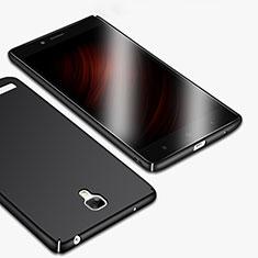 Custodia Plastica Rigida Opaca per Xiaomi Redmi Note 4G Nero