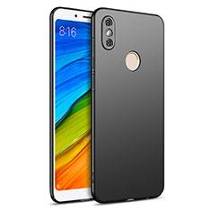 Custodia Plastica Rigida Opaca per Xiaomi Redmi Note 5 Pro Nero