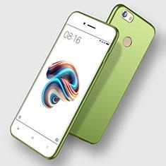 Custodia Plastica Rigida Opaca per Xiaomi Redmi Note 5A Prime Verde