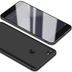 Custodia Plastica Rigida Opaca per Xiaomi Redmi Note 5A Pro Nero