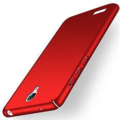Custodia Plastica Rigida Opaca per Xiaomi Redmi Note Prime Rosso