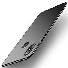 Custodia Plastica Rigida Opaca Q03 per Xiaomi Mi 8 Nero