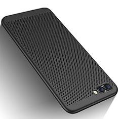 Custodia Plastica Rigida Perforato per Huawei Honor V10 Nero