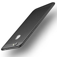 Custodia Plastica Rigida Perforato per Huawei Nova Nero