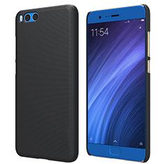 Custodia Plastica Rigida Perforato per Xiaomi Mi Note 3 Nero