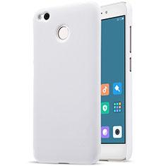 Custodia Plastica Rigida Perforato per Xiaomi Redmi 4X Bianco