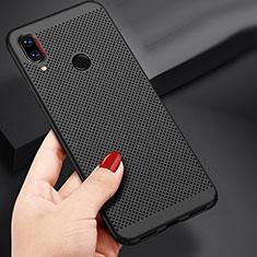 Custodia Plastica Rigida Perforato per Xiaomi Redmi Note 7 Nero