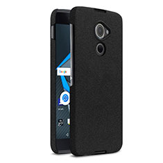 Custodia Plastica Rigida Sabbie Mobili per Blackberry DTEK60 Nero