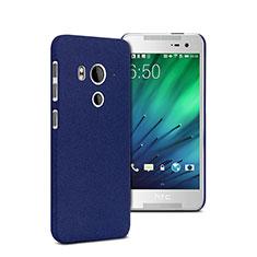 Custodia Plastica Rigida Sabbie Mobili per HTC Butterfly 3 Blu